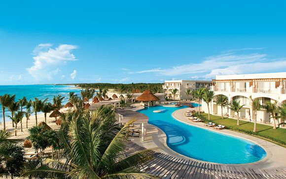 Hôtel Dreams Tulum 5* avec circuit Yucatán possible