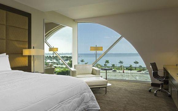Poussez les portes de l'hôtel Méridien à Panama City