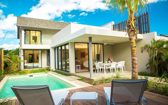 Villa privée et conciergerie attentionnée