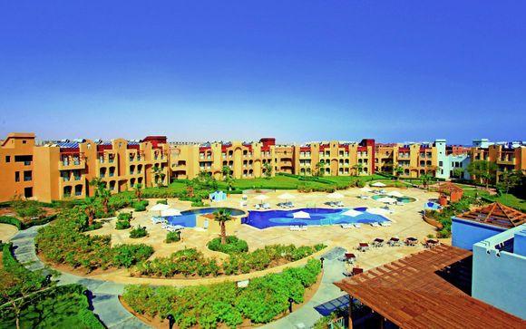 Hôtel Labranda Garden Makadi 4* et croisière sur le Nil