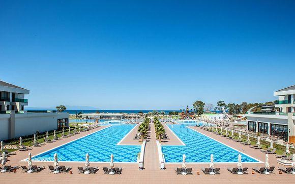 Hôtel Korumar Ephesus Beach 5*