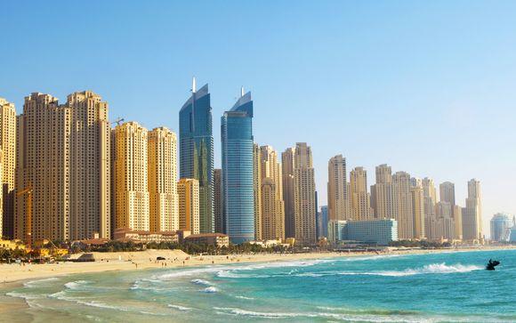 Hôtel Ramada Plaza Jumeirah Beach 4*