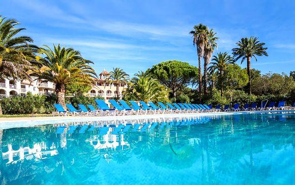 Tout inclus sur la Côte d'Azur
