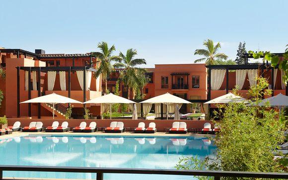 Hôtel & Ryads Barrière Le Naoura Marrakech 5*