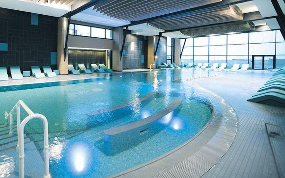 Hôtel Les bains de Cabourg 4* - Thalazur