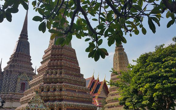 Mettez une option sur l'évasion à Bangkok