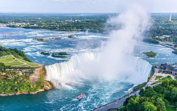 Circuit Sentiers, lacs et forêts au Canada en 10 nuits - Toronto - Jusqu'à  -70?% | Voyage Privé