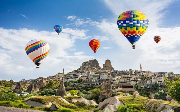 Circuit les trésors de la Méditerranée et de la Cappadoce