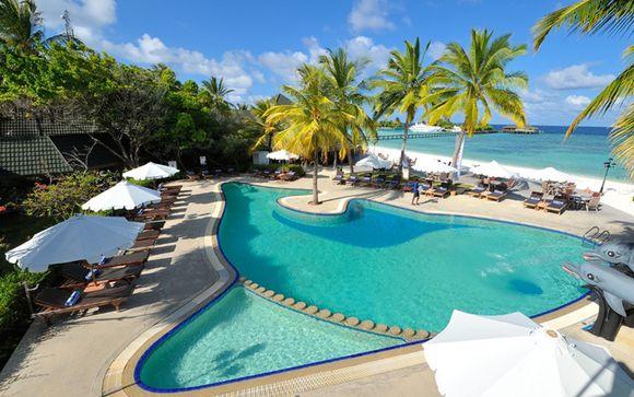 Votre extension au Paradise Island Maldives 5*
