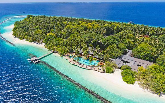 Collection Luxe : Pépite au cœur de l'océan Indien - Malé -