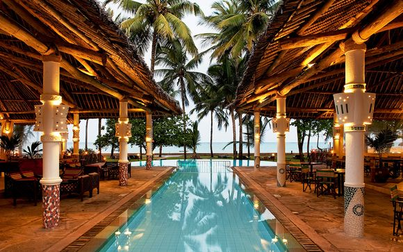 Neptune Village Beach Resort Diani 4* et Safaris