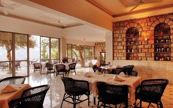 Poussez les portes de l'hôtel Loryma Resort 4*