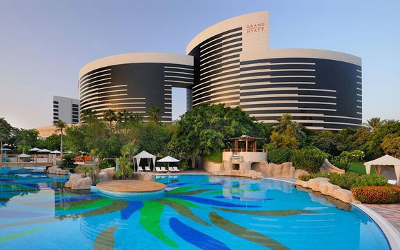 Hôtel Grand Hyatt Dubai 5*