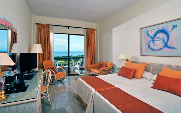 Poussez les portes de l'hôtel Melia Las Americas 5* à Varadero