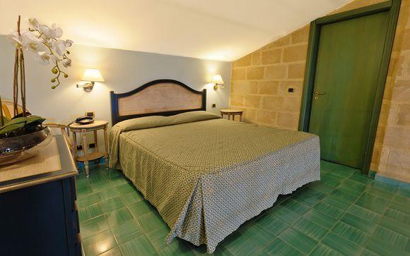 Poussez les portes de l'hôtel Venus Sea Garden Resort 4* à Brucoli