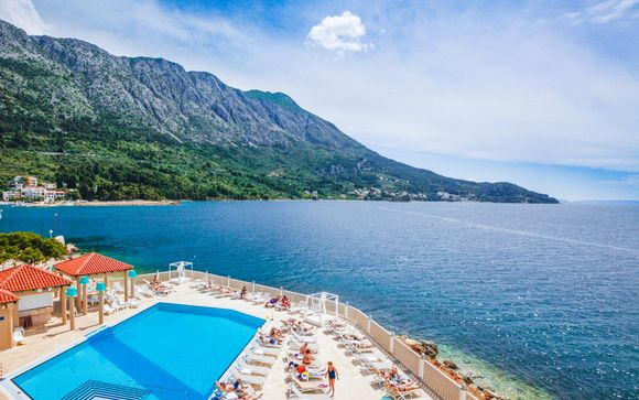 Hôtel Sensimar Makarska 4* - adult only