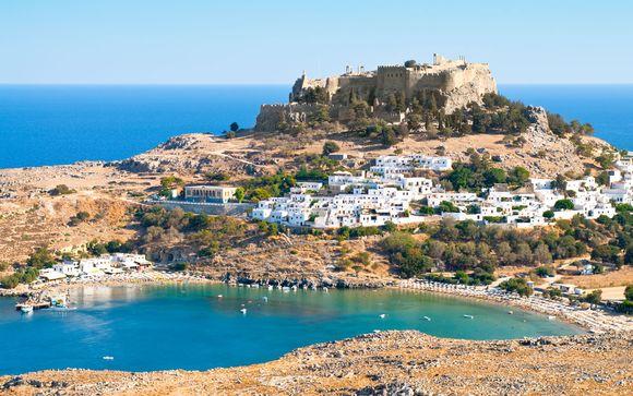 En tout inclus au bord de la mer Égée