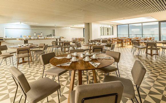 Poussez les portes de vos hôtels Lux Lisboa Park 4* et Vila Galé Cascais 4*