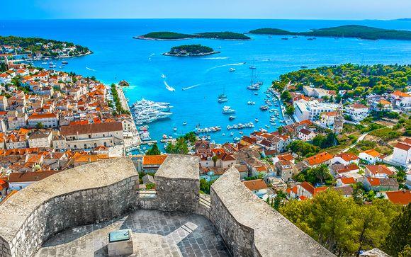 Croisière Perles de l'Adriatique