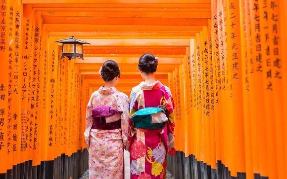 Séjour Parfums du Japon - 9,12 ou 15 nuits