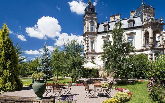 Hôtel Château de l'Ile 5*