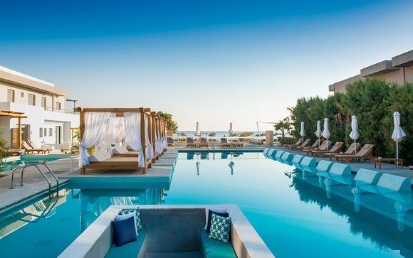 Hôtel Enorme Lifestyle Beach Resort 4* - Adult Only