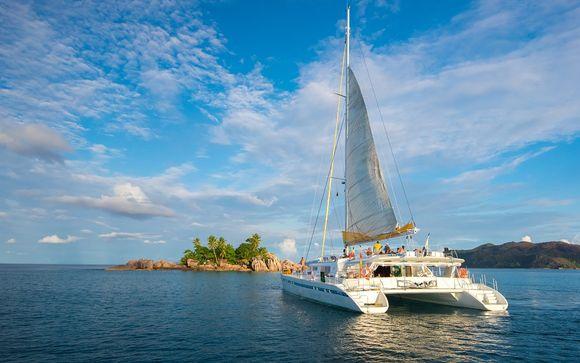 Séjour idyllique sur l'océan Indien