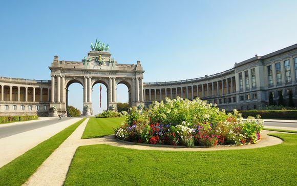 Intermède chic dans la capitale belge
