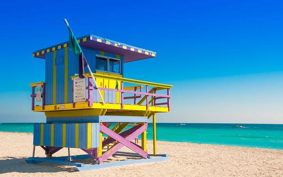 The Fairwind Hotel Miami et mini-croisière aux Bahamas