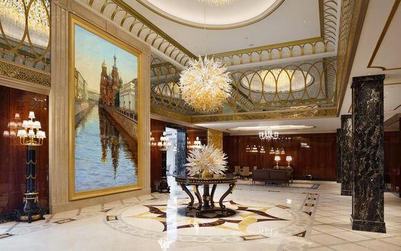 Collection Luxe : Luxe ultime dans la capitale impériale