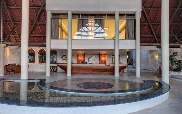Votre extension possible à l'hôtel Amani Tiwi Beach Resort 4* à Mombasa Sud