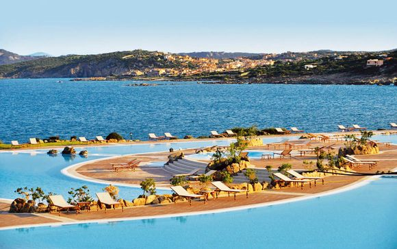 Colonna Resort Porto Cervo 5*