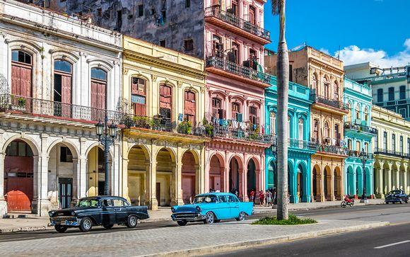 Combiné 5* hôtel Nacional et Iberostar Bella Vista