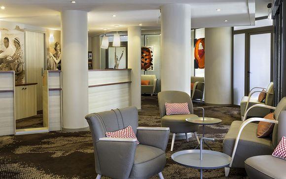 Poussez les portes de votre Hôtel & Spa