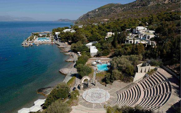 Poussez les portes du Ramada Loutraki Poseidon Resort 5*