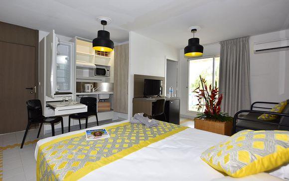 Poussez les portes de votre hôtel Le Manganao