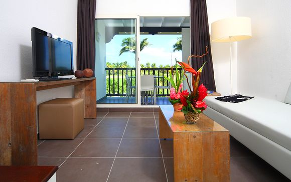 Poussez les portes de l'hôtel Bwa Chik Hotel & Golf en Guadeloupe
