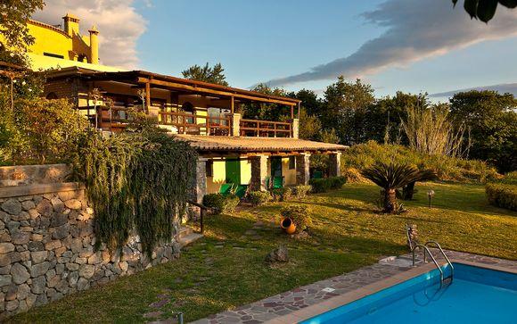 Poussez les portes de l'Agritourisme Pera di Basso 4* à Ischia