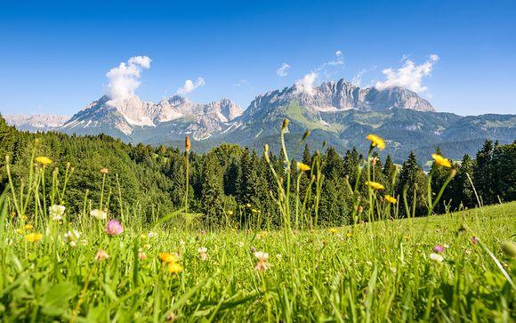 Rendez-vous... dans les Alpes autrichiennes