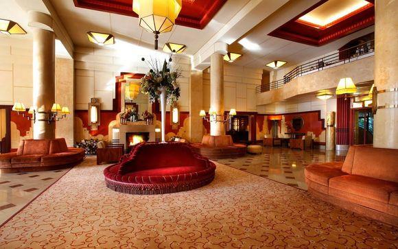 Poussez les portes de votre hôtel 4*