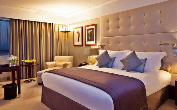 Poussez les portes de l'hôtel Intercontinental 5* à Lisbonne