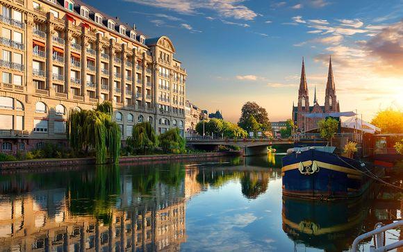 Bienvenue à... Strasbourg
