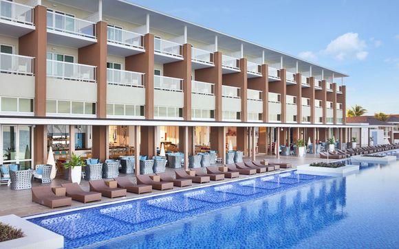 Poussez les portes de l'hôtel Ocean Vista Azul 5* à Varadero