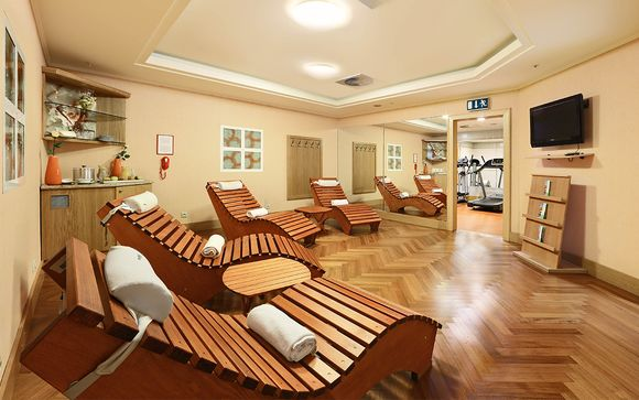Poussez les portes du Lindner Hôtel Prague Castle 4*