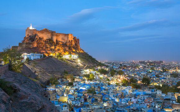 Rendez-vous... au Rajasthan