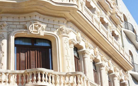 Poussez les portes de l'hôtel Palacio Cueto 5* à La Havane