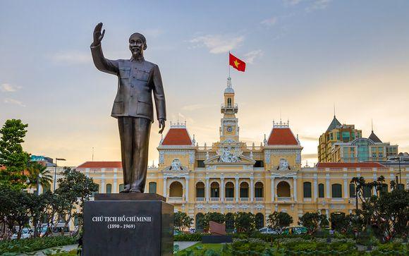 Votre extension au Sud du Vietnam