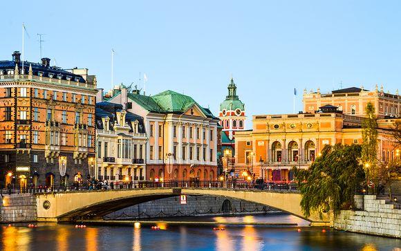 Rendez-vous... à Stockholm et Helsinki