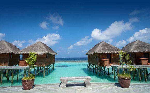 Vakarufalhi Island Resort 4* Sup