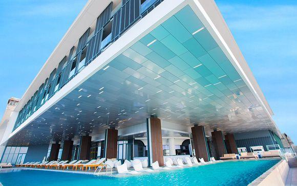Poussez les portes de l'hôtel Iberostar Grand Packard 5* à La Havane